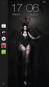 Darkness Legendary Live Locker v1.00