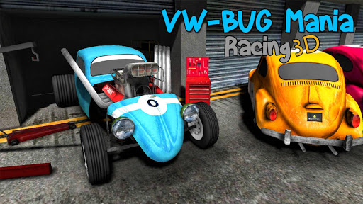 Car Racing Vw Bug Mania AWD 3D