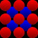 Atom 3D logo