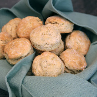 Rosemary Breakfast Biscuits