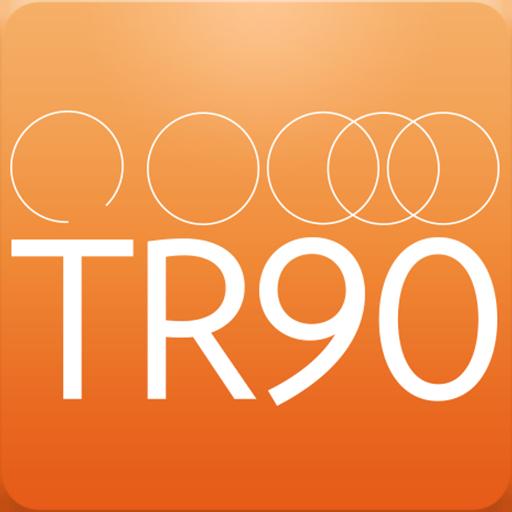 Nu Skin TR90 健康 App LOGO-APP試玩