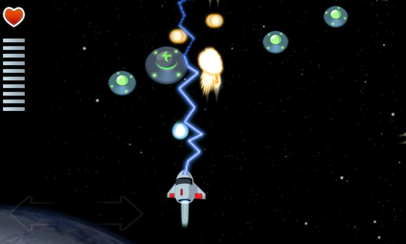 Alien Defense 101 HD- screenshot