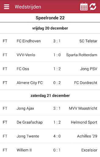 Jupiler League Info