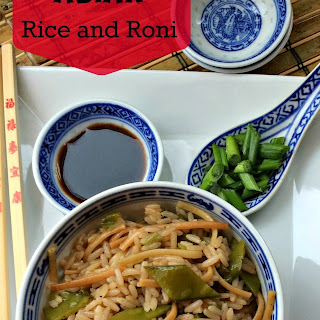 Asian Rice and Roni