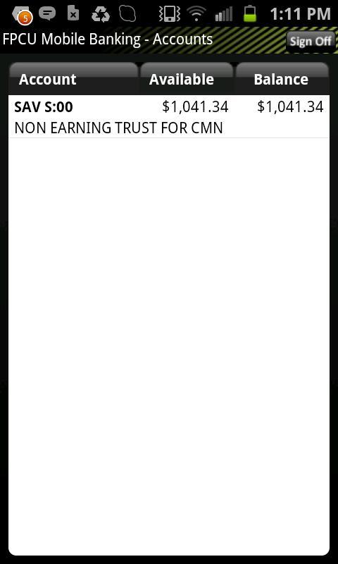 Financial Plus Credit Union - screenshot
