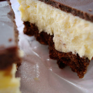 Nanaimo Bar Brownies