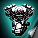 Iron Heart Atom theme icon