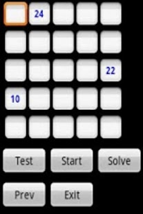 Magic Square Puzzle- screenshot thumbnail