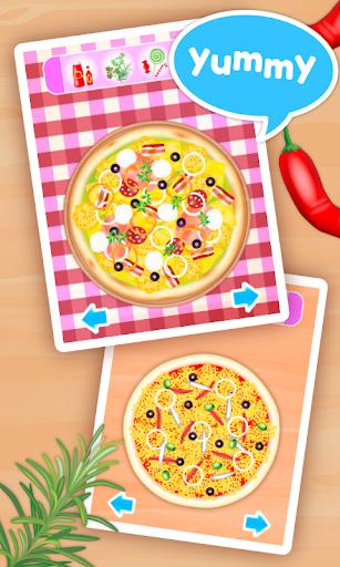 Pizza Maker Kids -Cooking Game  screenshots 4