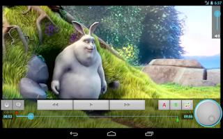 Screenshot of YXS Video Player (Demo)