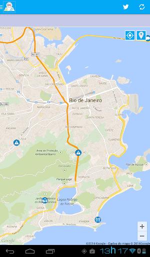 lei seca rj - Leiseca Maps 3.2.8 screenshots 7