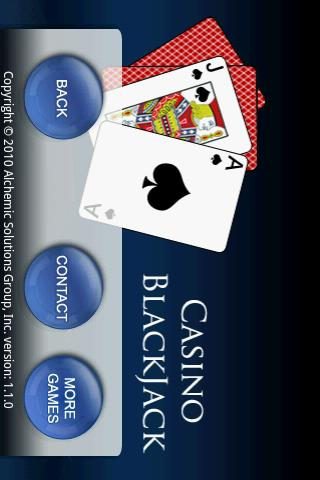 Casino BlackJack! - screenshot