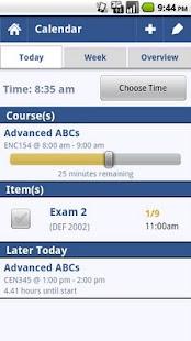 Grades: Student Organizer- screenshot thumbnail