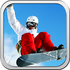 Alpine Slopestyle Snowboard icon