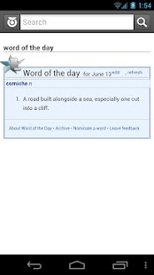 Wiktionary- screenshot thumbnail