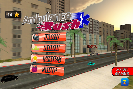 Ambulance Rush - screenshot thumbnail