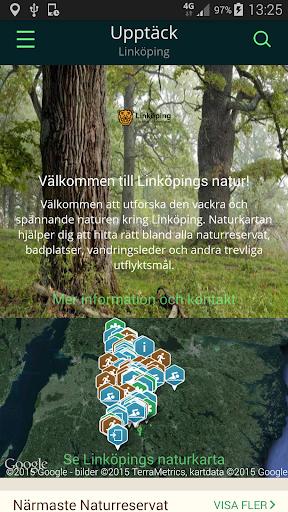 Linköpings Naturkarta