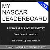 My Nascar LeaderBoard