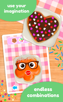 Donut Maker Deluxe apk screenshot