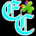 GOLauncherEx Theme ElectrcCyan logo