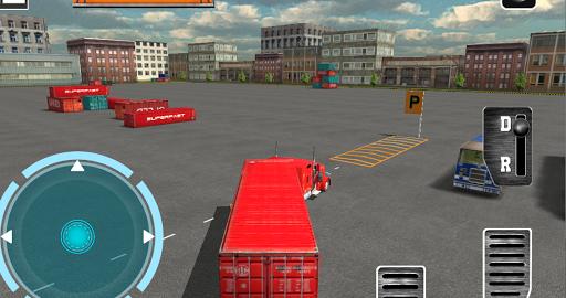 18ホイールトラックドライバー3D|玩賽車遊戲App免費|玩APPs
