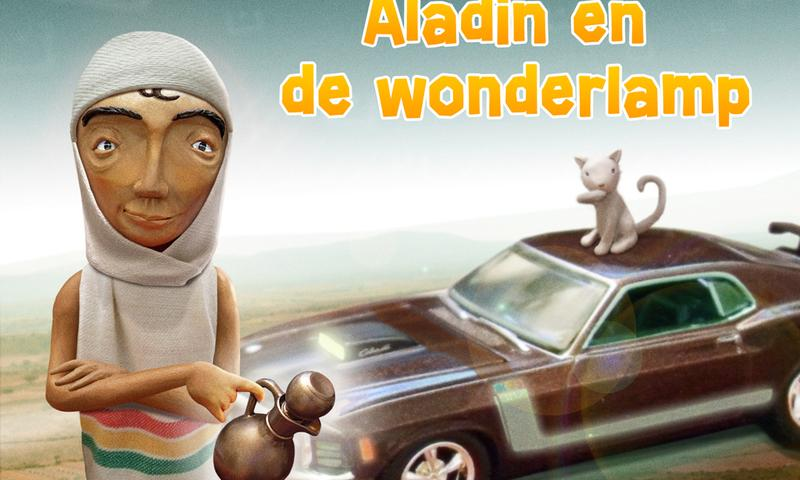 Aladin en de wonderlamp- screenshot