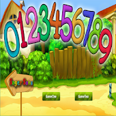 Kids games : learning numbers