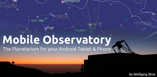 Mobile Astronomy