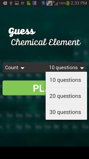 免費下載益智APP|猜化學元素 app開箱文|APP開箱王