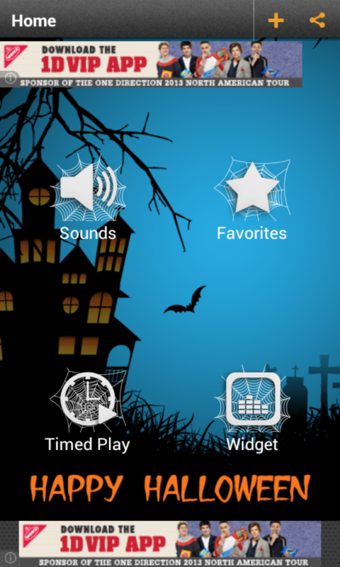 halloween sounds free screenshot - Free Halloween Sounds Downloads