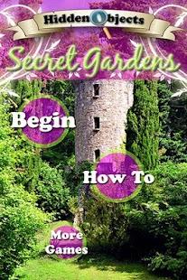Hidden Objects: Secret Gardens 解謎 App-癮科技App