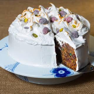 English Christmas Cake.