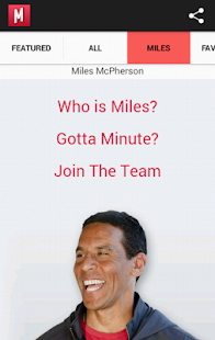 Miles a Minute- screenshot thumbnail