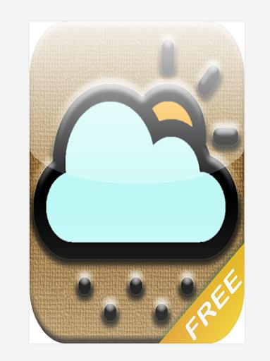 天气与时钟小工具