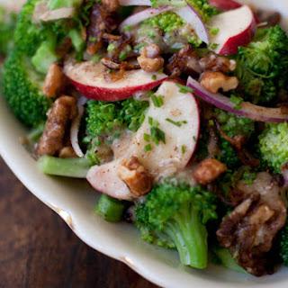 Broccoli Crunch.
