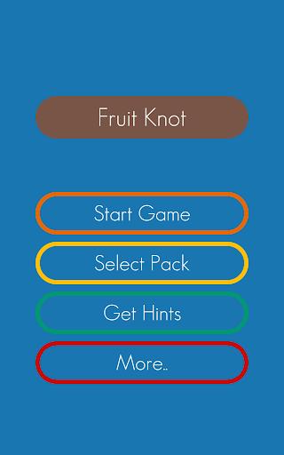 Fruit Knot - Link Dots
