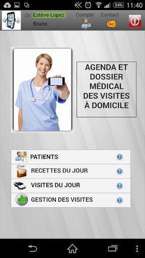 Visites mobile