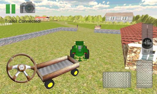 货物运输农用拖拉机