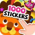 Mega Sticker Book for Kids