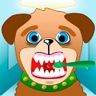 动物牙医游戏 icon
