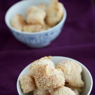 Baked Cauliflower Bites (& Giveaway Winner)
