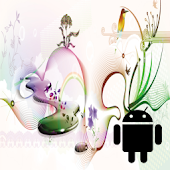 Flowers Theme Go Launcher EX