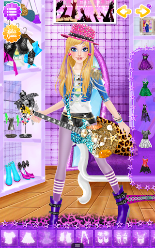 Pop Star Salon 1.0 screenshots 17