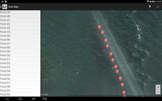 Screenshot of Droid 2 CAD