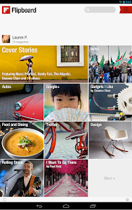 Flipboard: Your News Magazine v3.1.2 build 2542