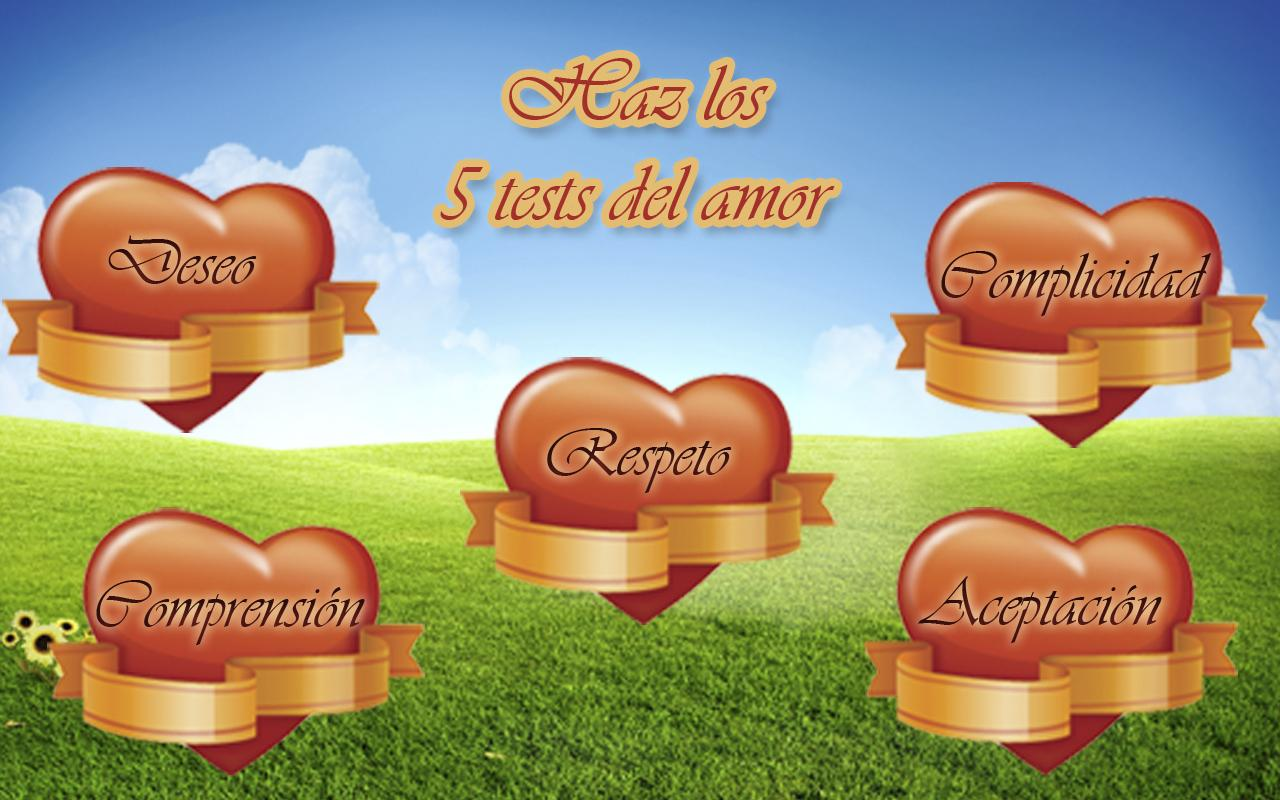 El Gran Test del Amor - screenshot