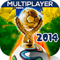 World Cup Brazil Soccer 2014 icon