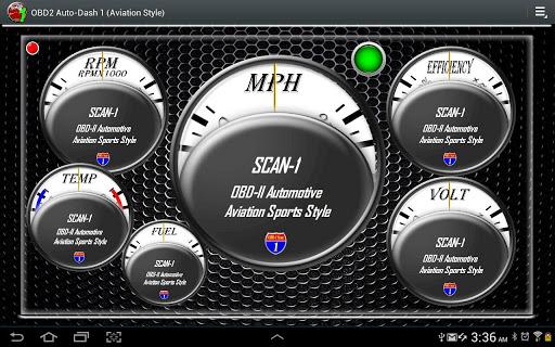 OBD2 Auto-Dash 1 FREE