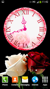 Růže Hodiny Udělátko - náhled