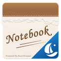 Notebook Boat Browser Theme